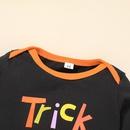 New Long Sleeve Romper Baby Halloween Costume Set Wholesale Nihaojewelry  NHSSF430226