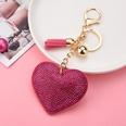 NHXIU2087804-Rose-red-Love-+-Keychain