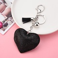 NHXIU2087806-black-Love-+-Keychain