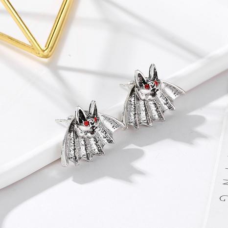 Retro Fledermaus Ohrringe Großhandel Nihaojewelry NHDP431691's discount tags
