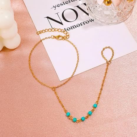 Böhmen Retro einteilige Farbe Miyuki Perlen Armband Großhandel nihaojewelry NHDP431698's discount tags
