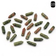 NHKES2096006-Flower-green-stone-(with-holes)