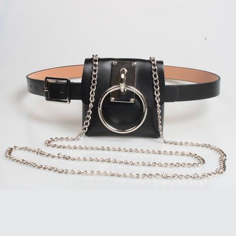 einfacher Ring dekorative lange Kette Handy Gürteltasche Großhandel Nihaojewelry NHJSR432693's discount tags