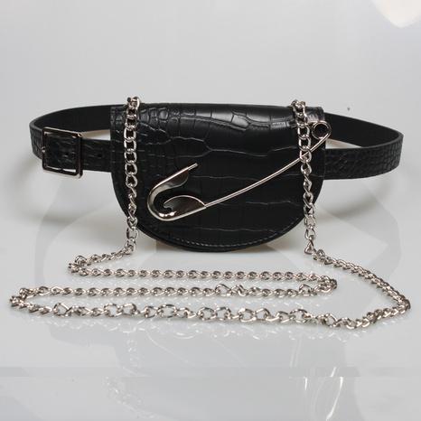 neue große Pin-Gürtelkette Dekoration kleine Gürteltasche Großhandel Nihaojewelry NHJSR432703's discount tags