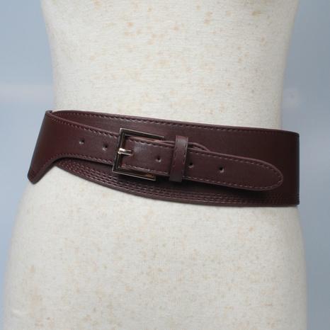 Retro einfarbig geometrischer Taillengürtel Großhandel Nihaojewelry NHJSR432706's discount tags