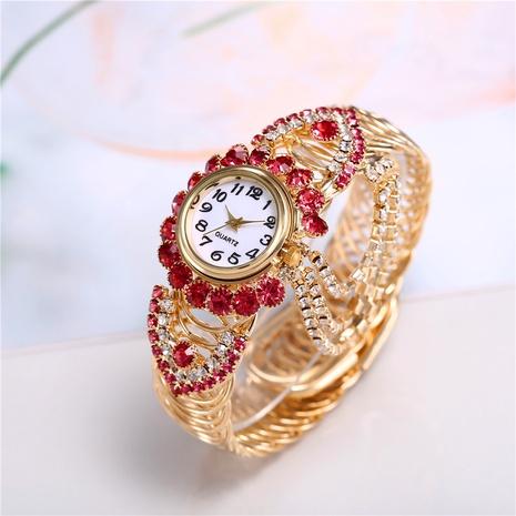 full diamond suit watch fashion vibrato big selling ladies watch bracelet watch quartz watch NHHK434143's discount tags