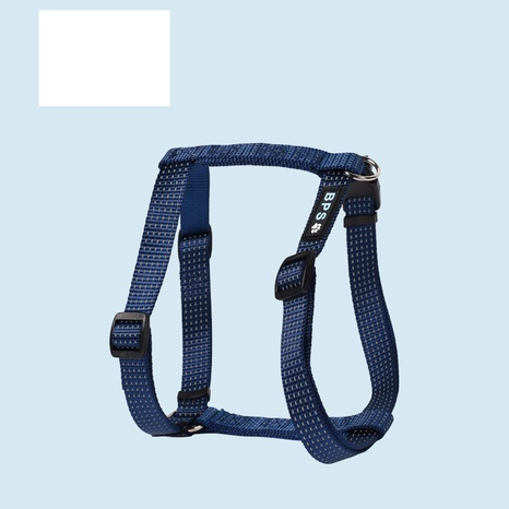 dog luminous leash pet vest-style chest harness and dog leash small and medium pet products NHPSM435170's discount tags
