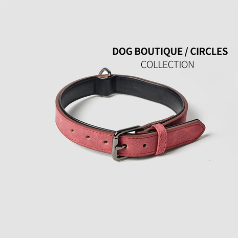 Pet Collars Dog Collars Traction Collars Collars Medium and Large Dogs Adjustable Training Collars Wholesale NHZHX435223's discount tags