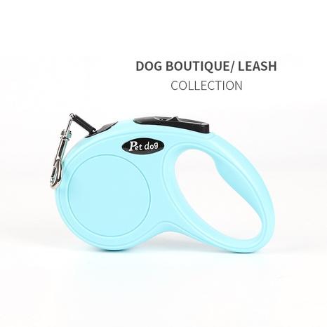 pet leash automatic retractable dog leash starfish series monochrome tractor pet supplies NHZHX435231's discount tags