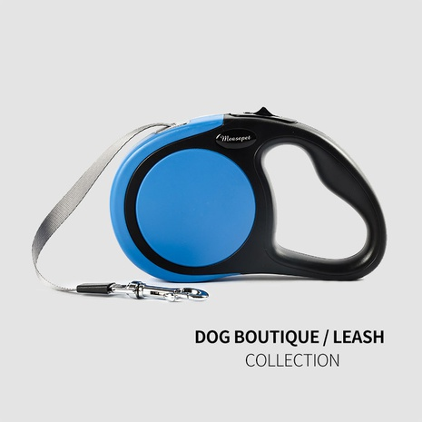 pet leash dog dog automatic retractable tractor flat rope leash dog chain spot NHZHX435236's discount tags