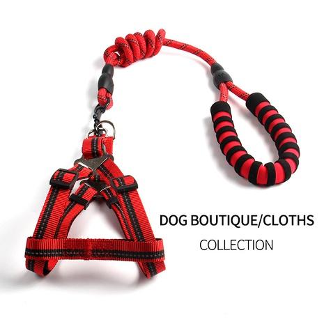 pet supplies leash hot spot reflective dog leash dog leash dog chest strap wholesale NHZHX435259's discount tags