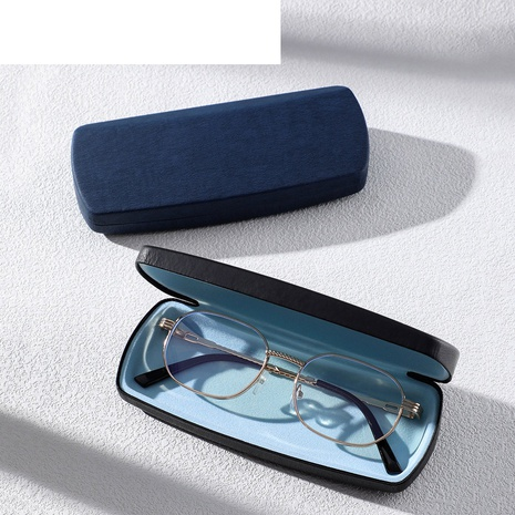 simple solid color magnet adsorption glasses case wholesale nihaojewelry  NHVM416833's discount tags