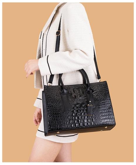 large bag female new fashion large-capacity handbag bag female bag shoulder bag underarm bag NHLH436629's discount tags