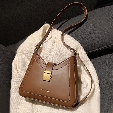 moda retro color sólido bandolera al por mayor nihaojewelry NHLH417694's discount tags