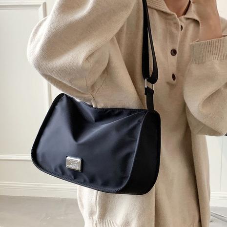 neue trendige breite Schultergurt One-Shoulder-Umhängetasche Großhandel Nihaojewelry NHLH417810's discount tags