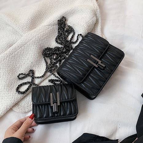 populares bolsas de hilo de bordar de color sólido simple al por mayor nihaojewelry NHAV418019's discount tags