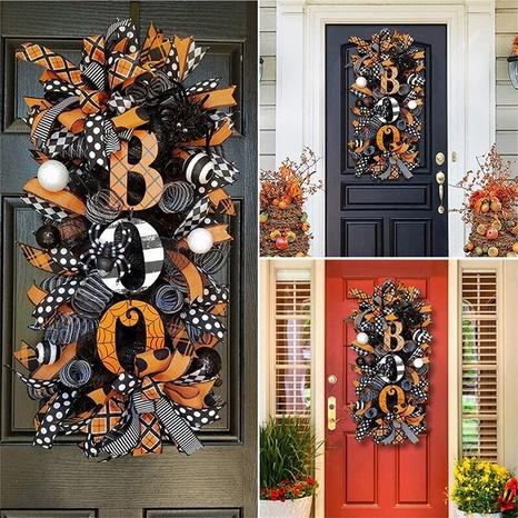 Halloween Garland Door Hanging Garden Decoration Pendant Wholesale Nihaojewelry  NHGAL419276's discount tags