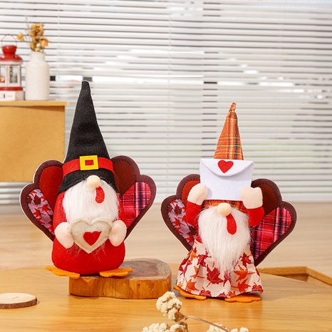 Thanksgiving Day Turkey Old Man Doll Decoration Wholesale Nihaojewelry  NHGAL419283's discount tags