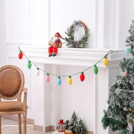 Knit Rope Mini Lantern Christmas Tree Pendants Wholesale Nihaojewelry  NHGAL419286's discount tags