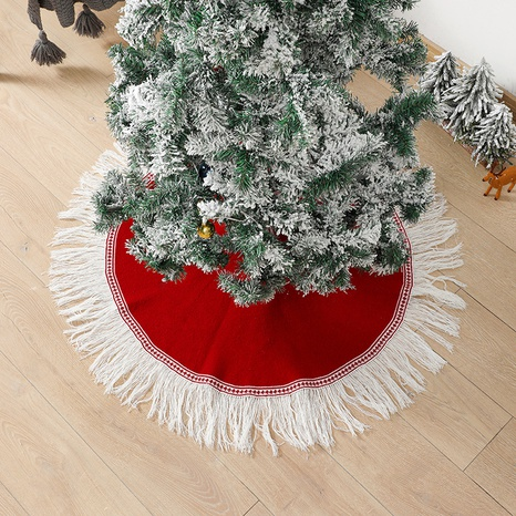 Bound Christmas Tree Bottom Ornaments Wholesale Nihaojewelry  NHGAL419303's discount tags