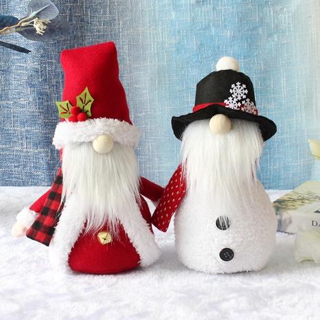 Muñeco de nieve de moda Old ManFaceless Doll Decoración de Navidad al por mayor Nihaojewelry NHGAL419317's discount tags