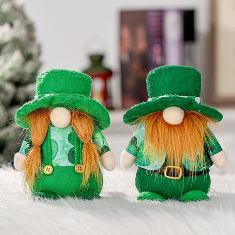 Festival Faceless Doll Party Decoration Props Wholesale Nihaojewelry NHGAL419358's discount tags