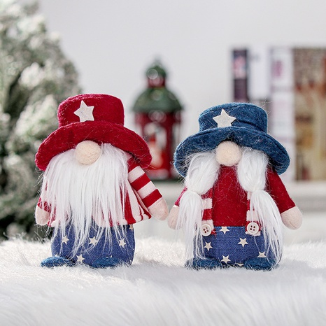 Cute Christmas Faceless Doll Window Party Props Wholesale Nihaojewelry NHGAL419359's discount tags